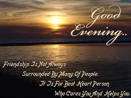 Caring Evening