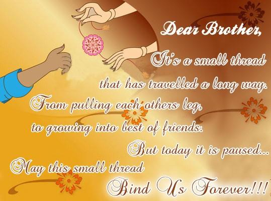 Bind us forever