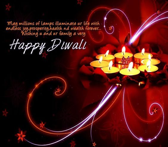 Wish you and your family a very happy diwali