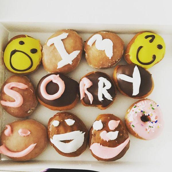 Sorry Donut