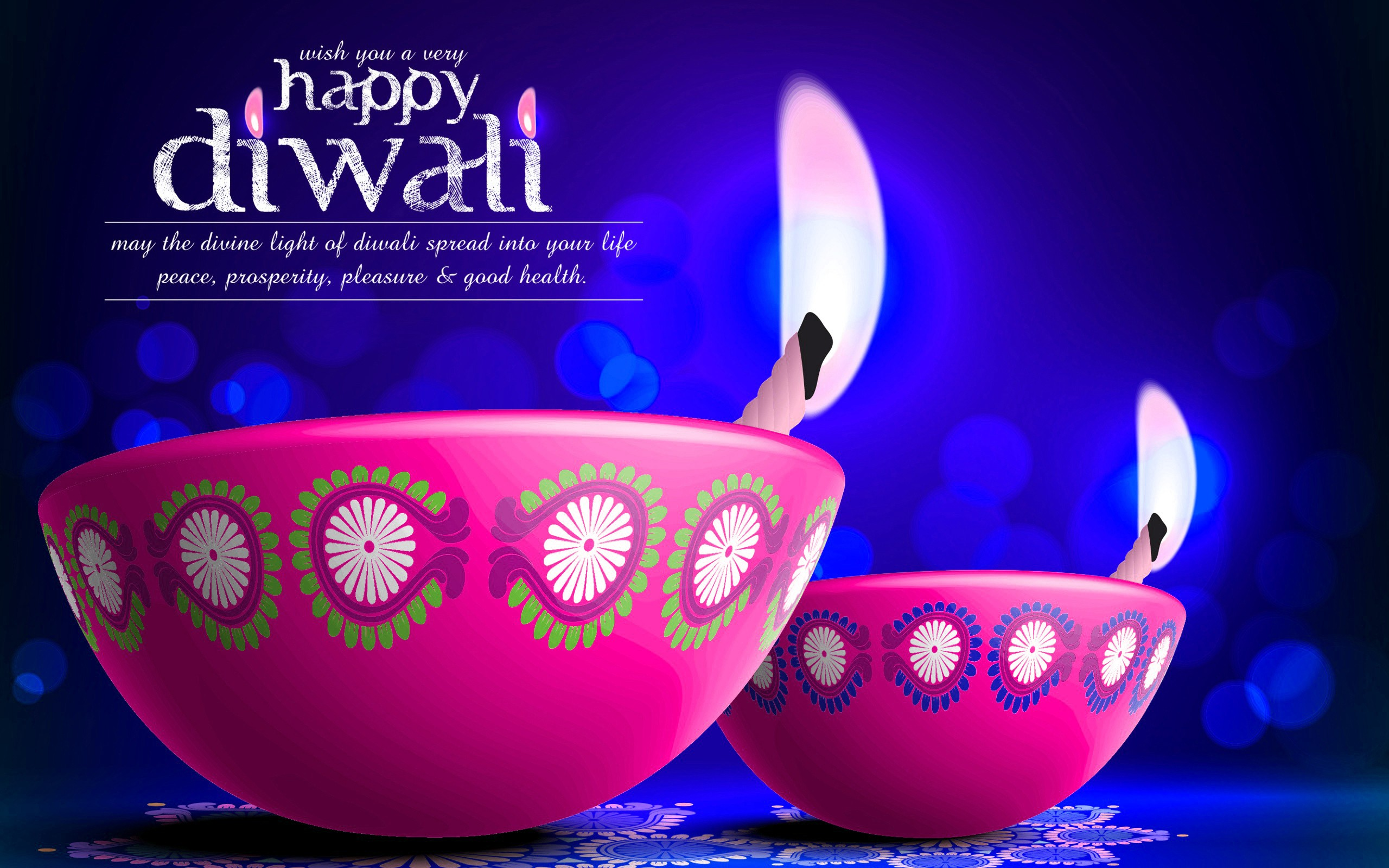 Peace and Prosperity Diyas