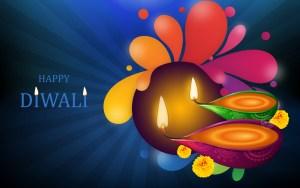 Multicolour Diwali