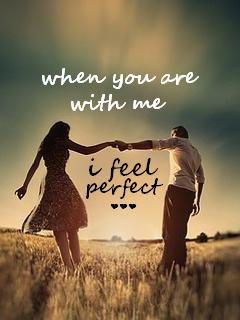 Love making feel perfect