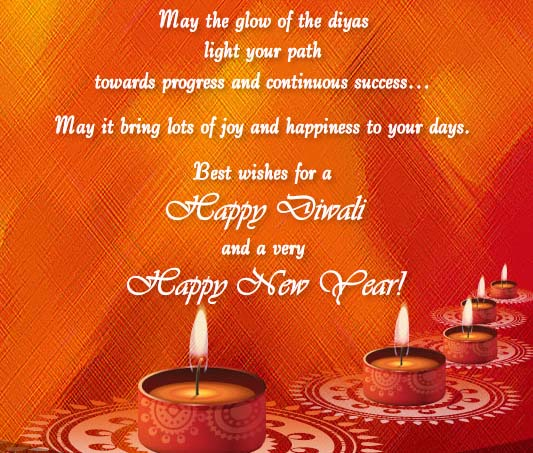 Happy Diwali and Happy New Year!