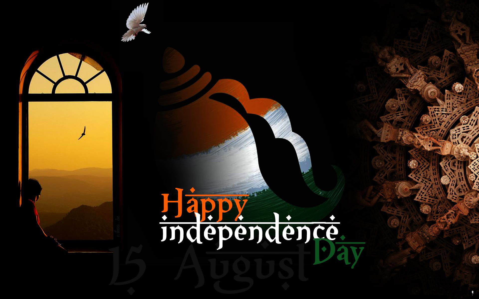 Happy Independence Day Beautiful Hd Wallpapers Wallpaper And