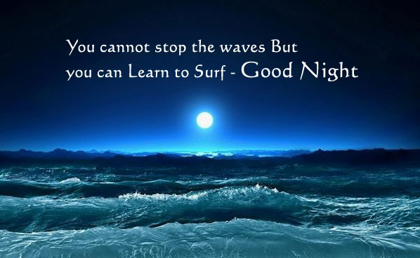 Inspirational Quotes To Goodnight Wallpaper And Images Collection
