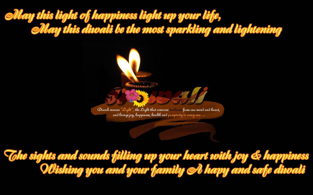 Have a safe Diwali