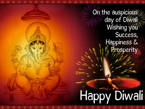 Diwali Ganapati