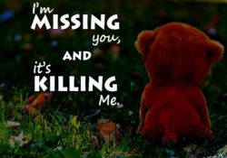 Missing is Killing