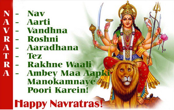 Happy Navratras!