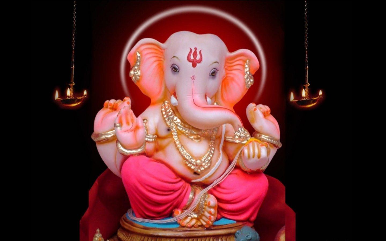 Beautiful Ganesha Image