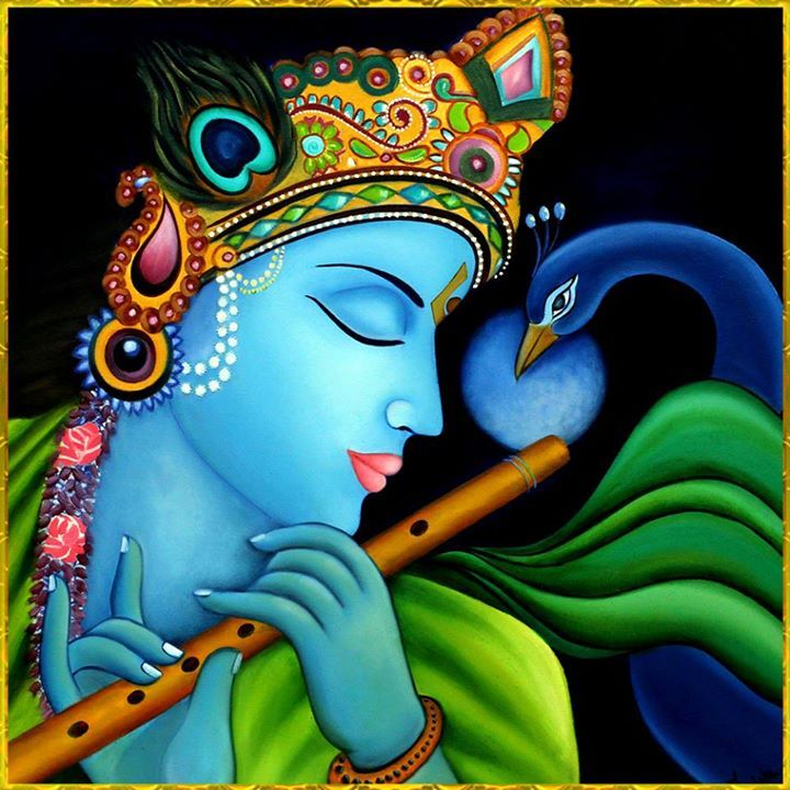Beautiful Krishna Image