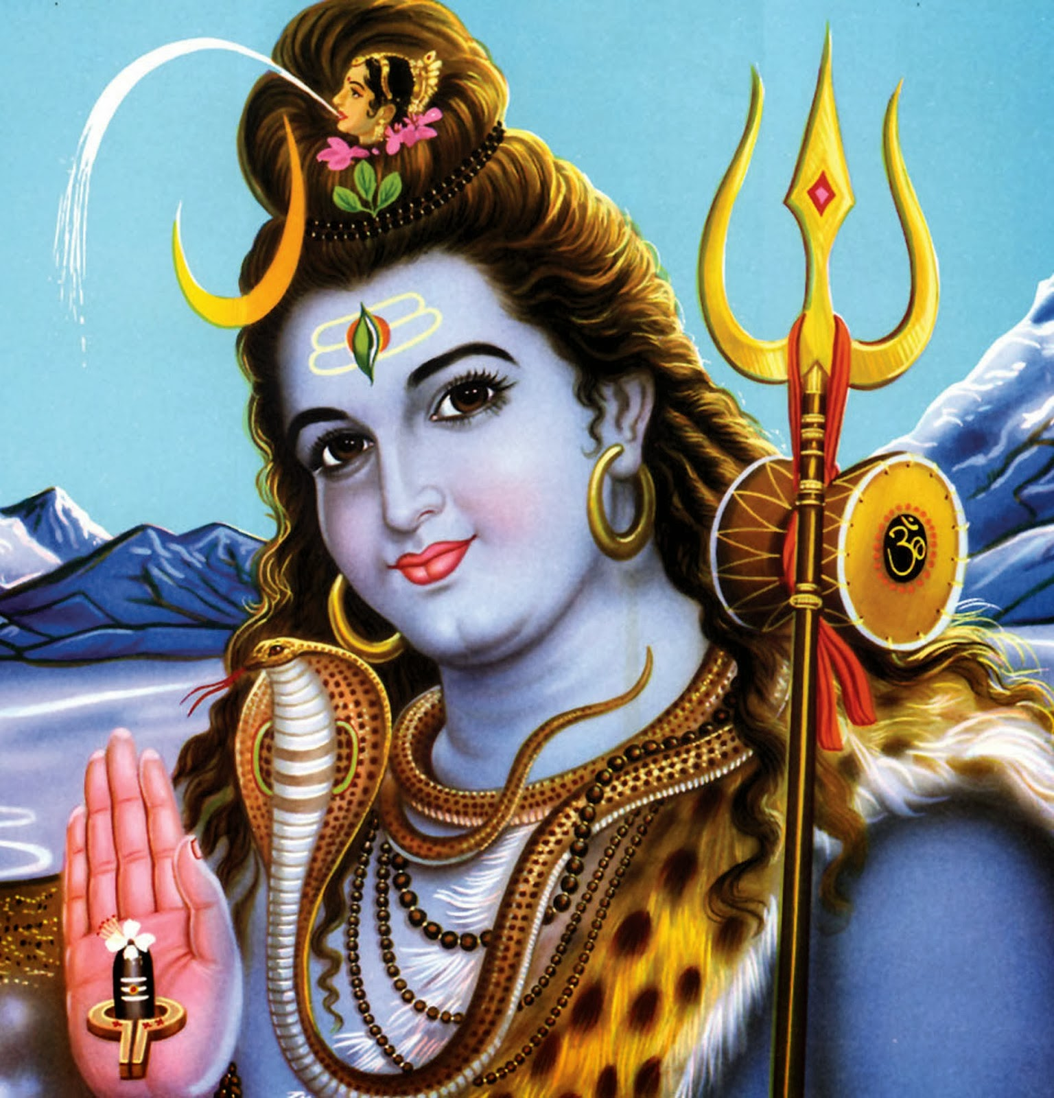 Beautiful Shiva Images