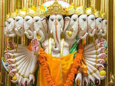 Ganesh Chaturthi HD Wallpaper