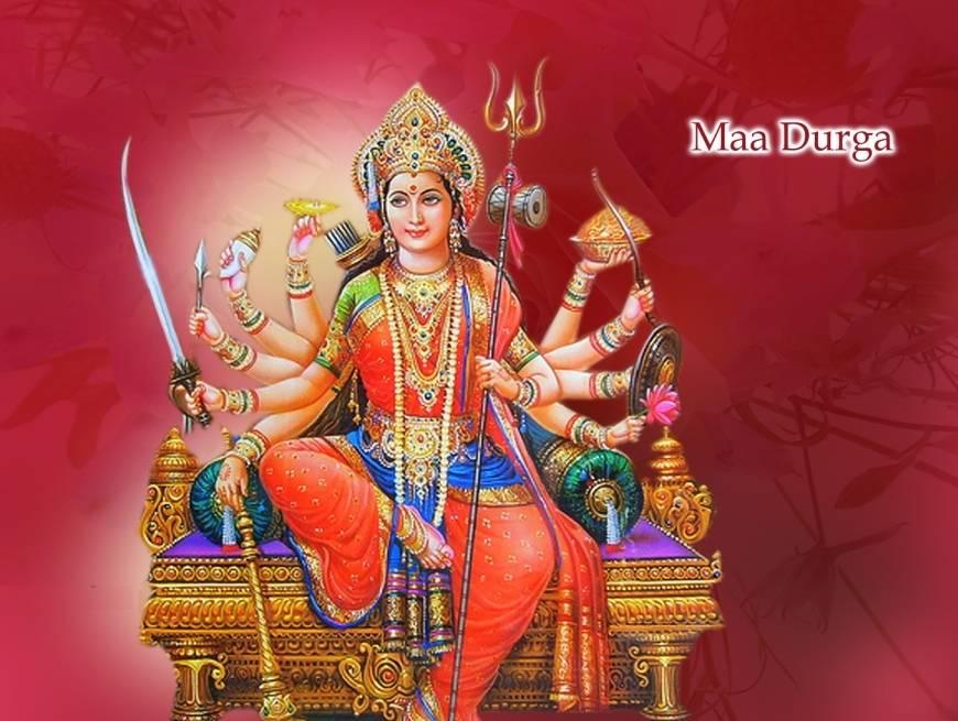 Jai Maa Durga!