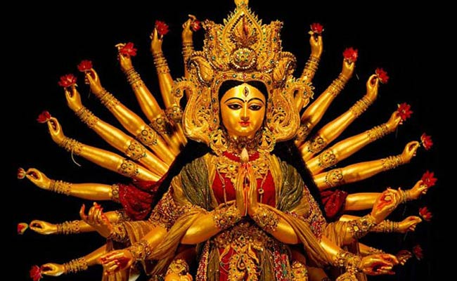 Attractive Maa Durga Photo!