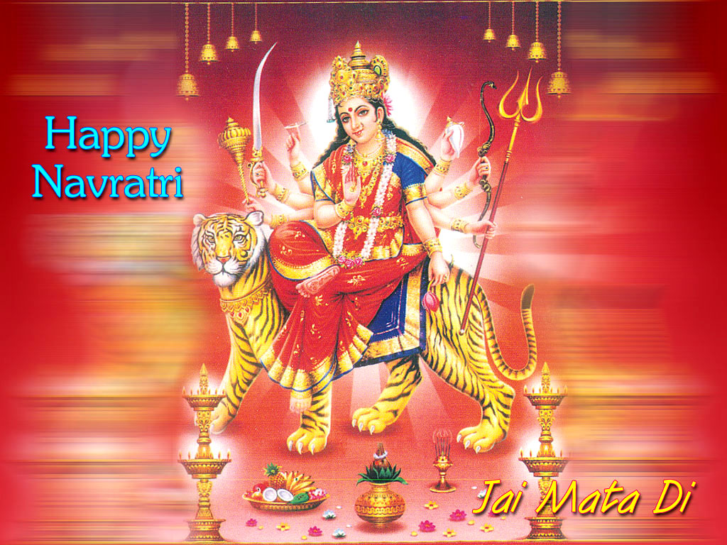 Happy Navrate Jai Mata Di Wallpaper And Images Collection
