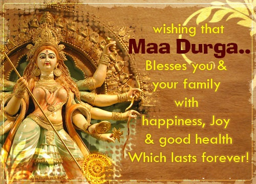 Maa Durga Blessings