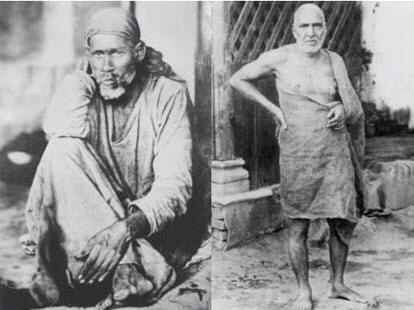 Sai Baba real picture