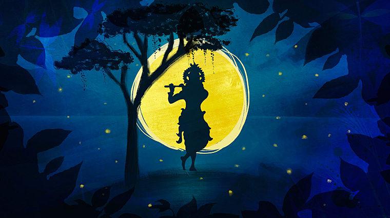 Krishna Vrindavan tdqyrr