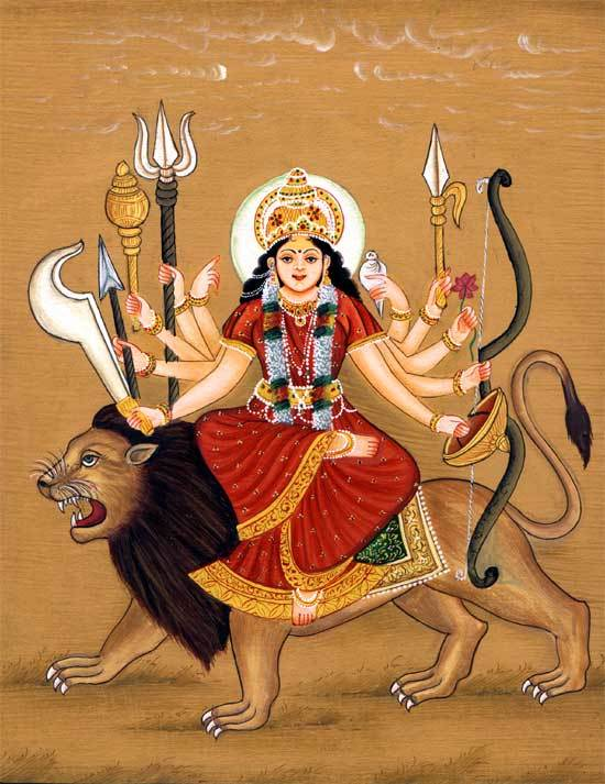 The Huge List Of Maa Durga Images Does Not End Here This Beautiful Image Collection Also Has Navratri Wishes Photo