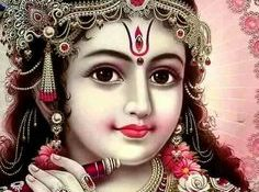 Attractive Krishna Image