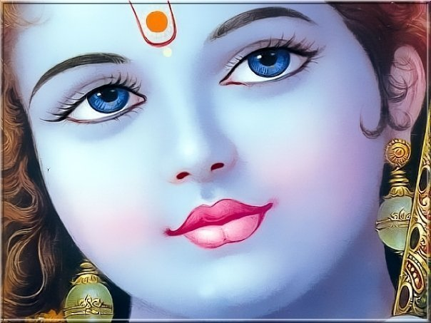 Most Beautiful Krishna