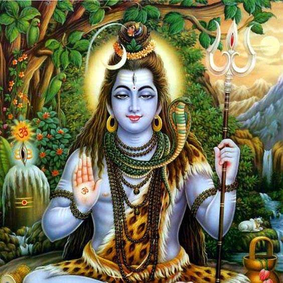 Shiva Blessings