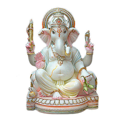 Powerful Ganesha