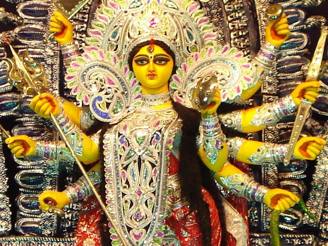 Beautiful Maa Durga!