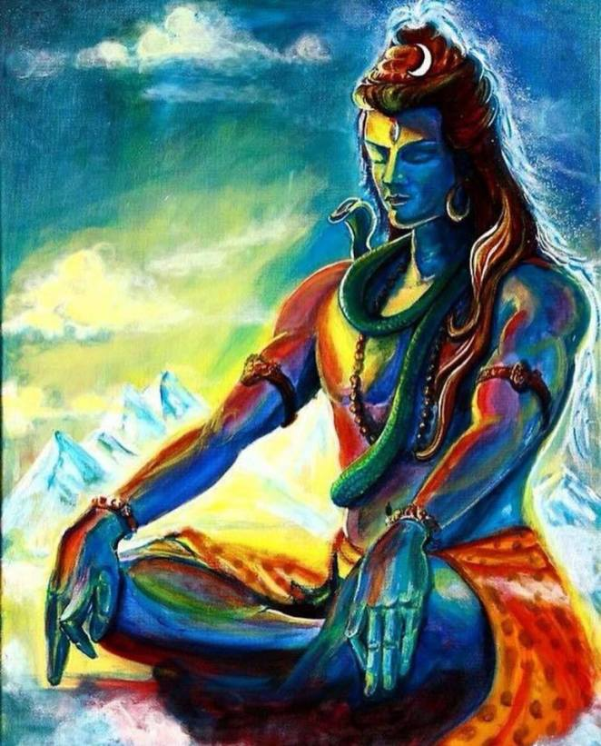 The Most Unique and Powerful Shiva Images Collection on the Internet!