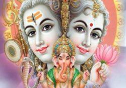 Ganesha Family Pic!