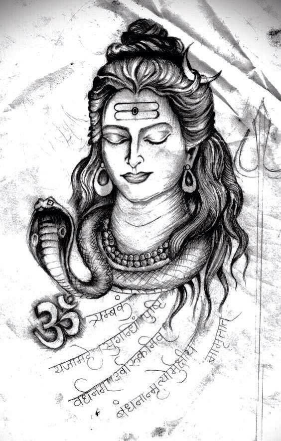 The Most Unique and Powerful Shiva Images Collection on the
