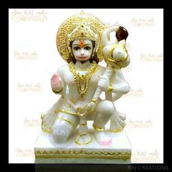 White Hanuman