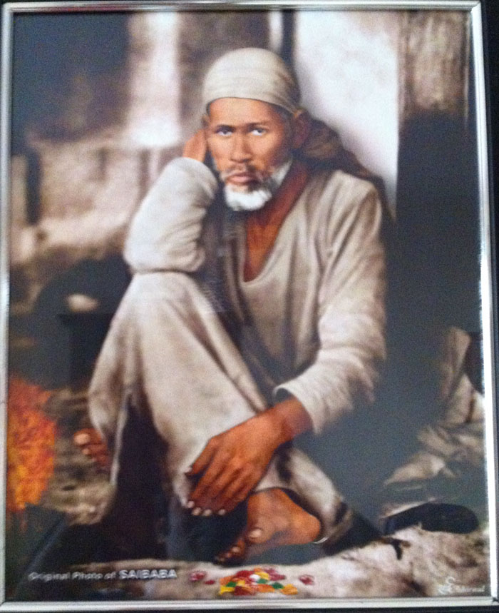 Sai Baba Original Photo