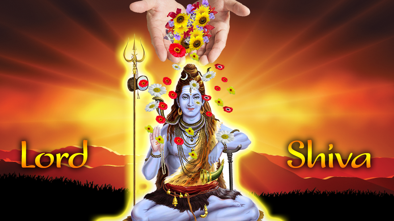 Beautiful Lord Shiva