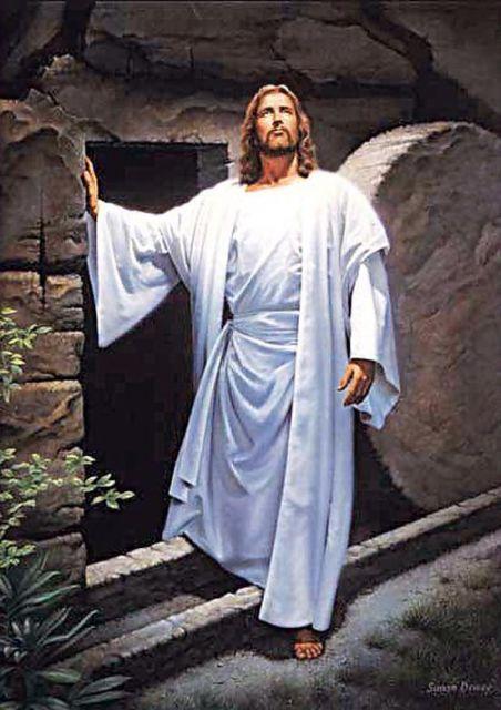 Jesus unique image