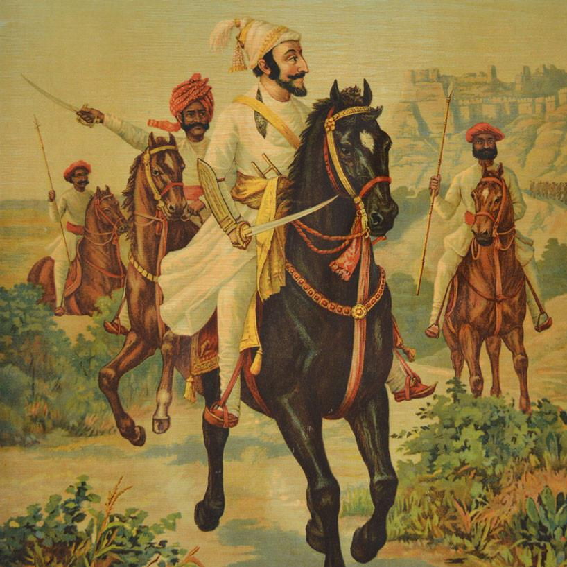 Shivaji on mission image