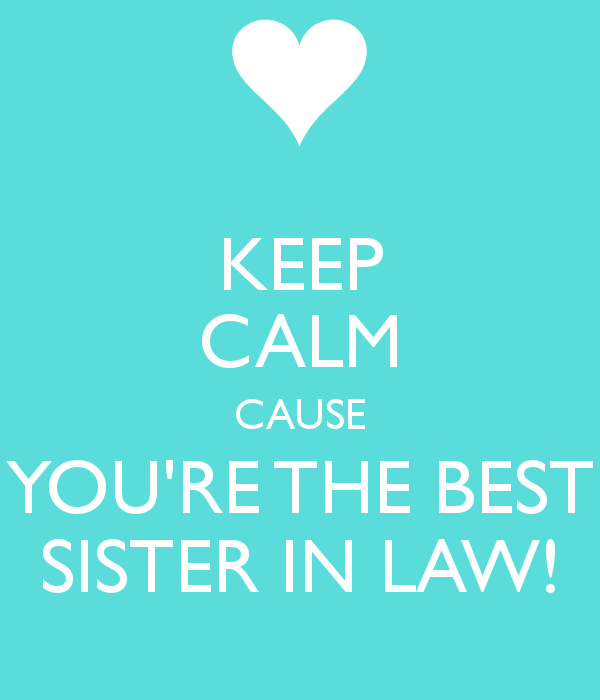 50+ Best Sis In Law Quotes