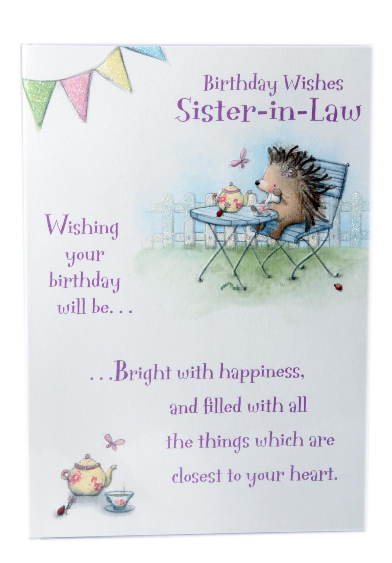 Check Out These Birthday Quotes For Sister In Law And More To Download The Most Awesome Image