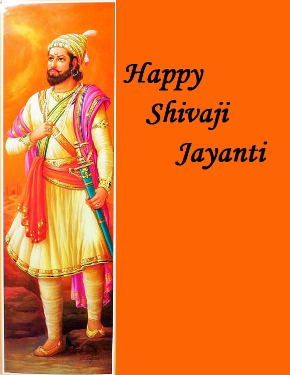 Happy Shivaji Jayanti Image