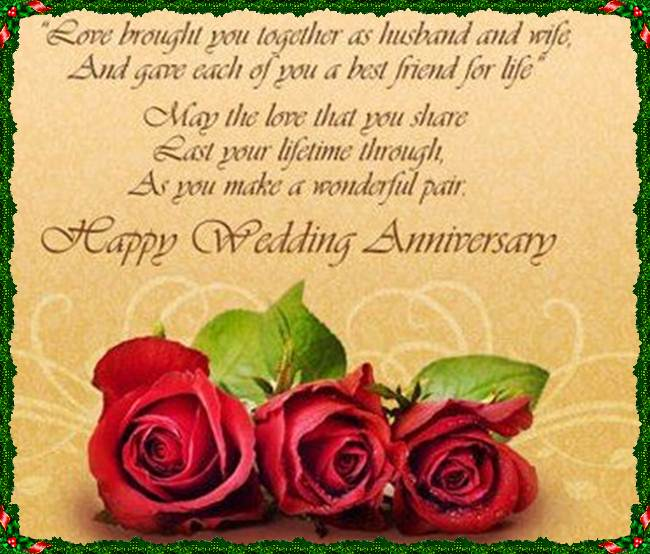 Happy Anniversary To A Beautiful Couple Quotes: The Most Unique, Best And Beautiful Collection Of
