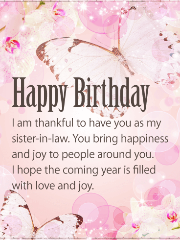 We Hope You Liked Our Happy Birthday Sister In Law Images Collection For More Exciting And Wallpapers Please Visit Wallpaper