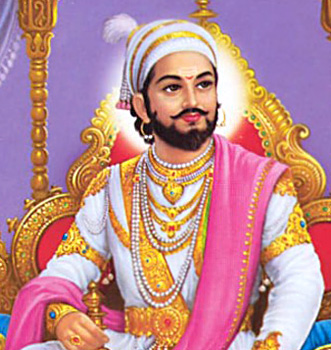Beautiful Shivaji Maharaj Image
