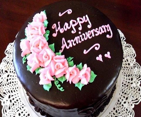 Anniversary Cake Image