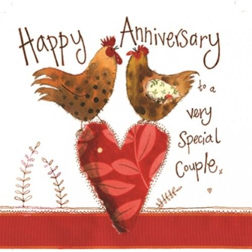 Sprecial couple anniversary
