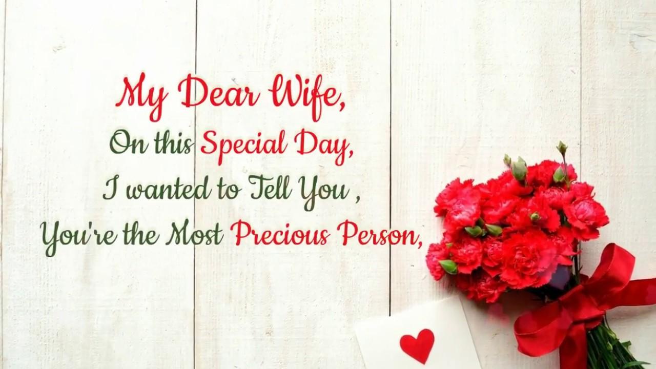 Roses for precious person