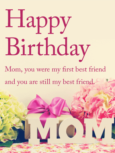 60 Happy Birthday Mom Images