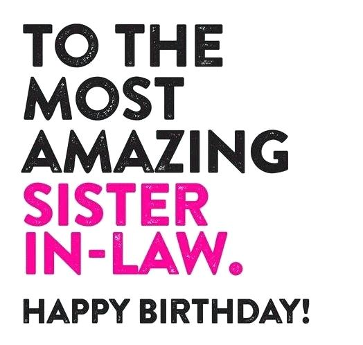 Funny Sister In Law Quotes Plus Happy Birthday Sister In Law 35 With