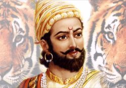 Most unique image of Shivaji Maharaj